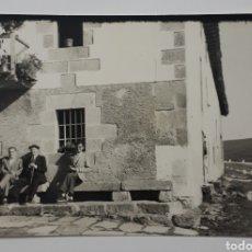 Fotografía antigua: CANTABRIA. EL ESCUDO. AÑOS 60S.. Lote 133682453
