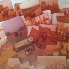 Fotografía antigua: LOTE 30 FOTOGRAFÍA AÑOS 60. VIAJES DE GRUPO. Lote 133715713