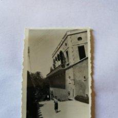 Fotografía antigua: ANTIGUA FOTOGRAFÍA. PALMA DE MALLORCA. PALACIO.FOTO AÑO 1952.. Lote 133815794