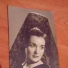 Fotografía antigua: FOTO ANTIGUA DE MAJA 27 DE ABRIL 1954. Lote 133858510
