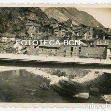 Fotografía antigua: FOTO ORIGINAL LLAVORSI LLEIDA AÑO 1951. Lote 133913862