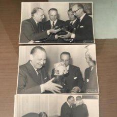 Fotografía antigua: ANTIGUAS FOTOGRAFÍAS DE MANUEL FRAGA - AÑOS 60 CÁDIZ . Lote 133997814