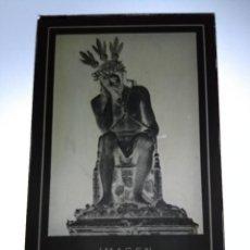 Fotografía antigua: PUENTE GENIL CORDOBA NTRO PADRE JESÚS DE LA HUMILDAD ANTIGUO CLICHÉ NEGATIVO EN VIDRIO. Lote 134240490
