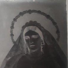 Fotografía antigua: ANTIGUO CLICHÉ DE SANTA MARTA SEVILLA NEGATIVO EN CRISTAL. Lote 134243322