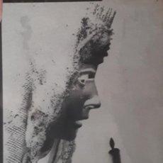 Fotografía antigua: ANTIGUO CLICHÉ DE VIRGEN HERMANDAD DE SANTA MARTA SEVILLA NEGATIVO EN CRISTAL. Lote 134243466