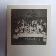 Fotografía antigua: NIÑOS CUMPLEAÑOS COCA COLA, CHILDREN BIRTHDAYS, LES ANNIVERSAIRES ENFANTS COKE. Lote 134247234