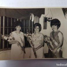 Fotografía antigua: REINA DE LA PRIMAVERA BELLEZA, QUEEN OF THE SPRING BEAUTY, REINE DE LA BEAUTÉ DU PRINTEMPS. Lote 134247286