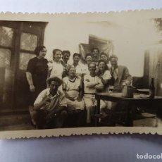 Fotografía antigua: 1946 FOTO FAMILIAR, PHOTO DE FAMILLE, FAMILY PICTURE AÑO NUEVO . Lote 134247298