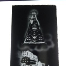 Fotografía antigua: MONCAYO TARAZONA ZARAGOZA ANTIGUO CLICHÉ NEGATIVO EN CRISTAL. Lote 134345430