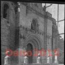 Fotografía antigua: COLEGIATA DE TORO, ZAMORA 1939 - NEGATIVO DE CELULOIDE. Lote 134348986