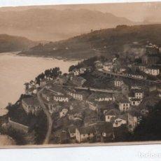 Photographie ancienne: FOTOGRAFÍA DE ASTURIAS. LASTRES. 17 X 11 CM. Lote 134370038