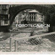 Fotografía antigua: FOTO ORIGINAL CAMPRODON AÑO 1951. Lote 134543886