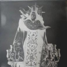 Fotografía antigua: ANTIGUO CLICHÉ DE SANTA TERESA DE JESUS ALBA DE TORMES SALAMANCA NEGATIVO EN CRISTAL. Lote 134711246