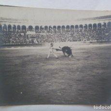 Fotografía antigua: FOTO DE CORRIDA DE TOROS . PRINCIPIOS DE SIGLO.. Lote 134834586