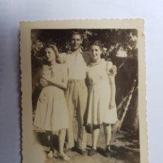 Fotografía antigua: JOVENES , YOUNG , JEUNE 1946. Lote 134877362