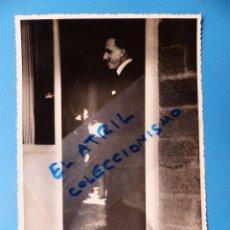 Fotografía antigua: S.M. EL REY DON ALFONSO XIII - AÑOS 1930. Lote 134985826