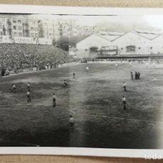 Fotografía antigua: FOTO ANTIGUA ORIGINAL INEDITA CAMPO DE FUTBOL DE ATOCHA MAYO 1951. 91 MM X 60 MM.. Lote 135071086
