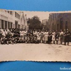 Fotografía antigua: VALENCIA - VISTA - AÑOS 1940-1950. Lote 135433150