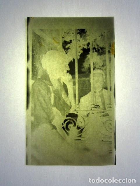 Fotografía antigua: ALCALÁ DE HENARES AÑO 1920. 13 NEGATIVOS DE LA REINA MARÍA CRISTINA, INFANTA ISABEL DE BORBÓN, ETC - Foto 2 - 135798722