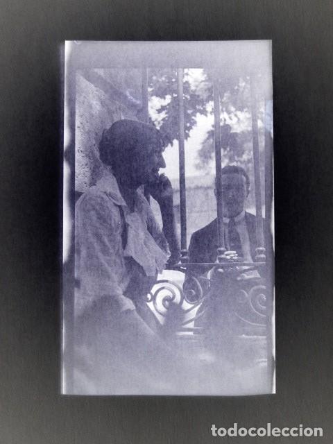 Fotografía antigua: ALCALÁ DE HENARES AÑO 1920. 13 NEGATIVOS DE LA REINA MARÍA CRISTINA, INFANTA ISABEL DE BORBÓN, ETC - Foto 3 - 135798722