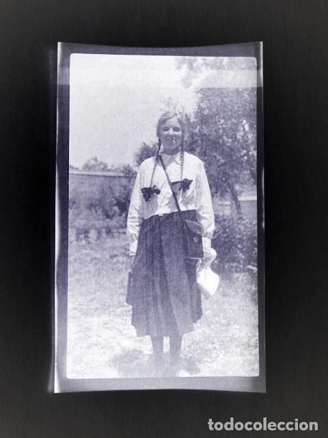 Fotografía antigua: ALCALÁ DE HENARES AÑO 1920. 13 NEGATIVOS DE LA REINA MARÍA CRISTINA, INFANTA ISABEL DE BORBÓN, ETC - Foto 6 - 135798722