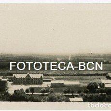 Fotografía antigua: FOTO ORIGINAL PUIGCERDA ESTACION DE TREN FERROCARRIL AÑOS 30. Lote 135901338