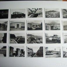 Fotografía antigua: 1938- NÁPOLES. NAPOLI. 20 FOTOGRAFÍAS ORIGINALES.. Lote 137206510