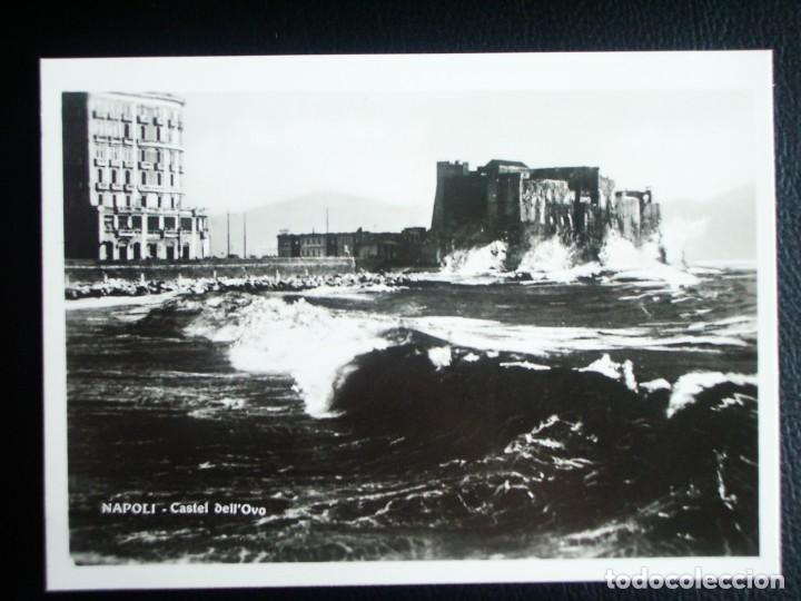 Fotografía antigua: 1938- NÁPOLES. NAPOLI. 20 FOTOGRAFÍAS ORIGINALES. - Foto 2 - 137206510