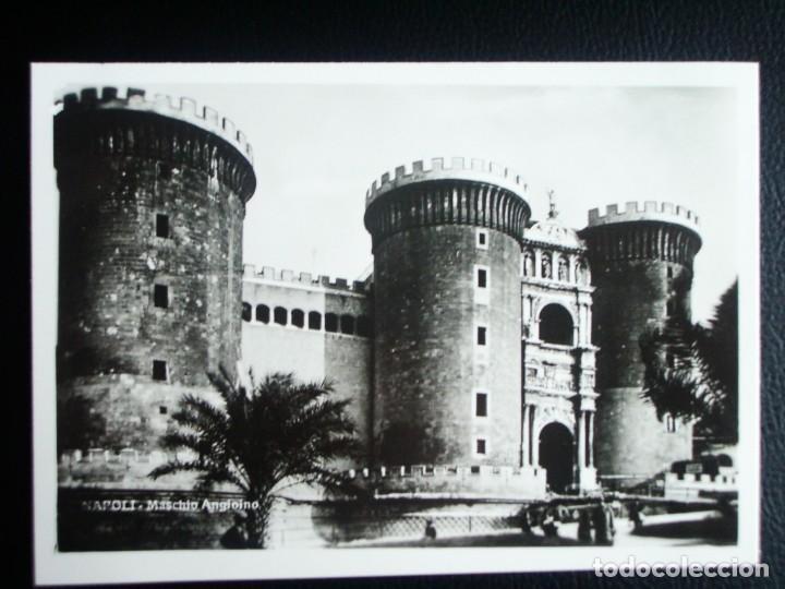 Fotografía antigua: 1938- NÁPOLES. NAPOLI. 20 FOTOGRAFÍAS ORIGINALES. - Foto 3 - 137206510