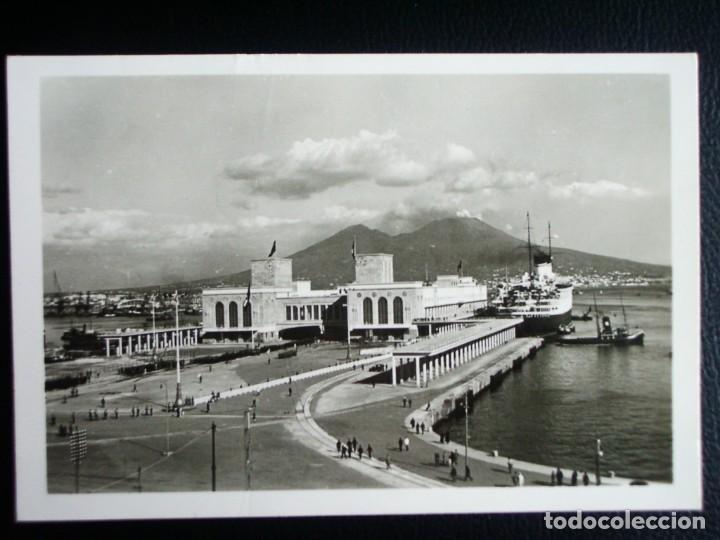 Fotografía antigua: 1938- NÁPOLES. NAPOLI. 20 FOTOGRAFÍAS ORIGINALES. - Foto 11 - 137206510