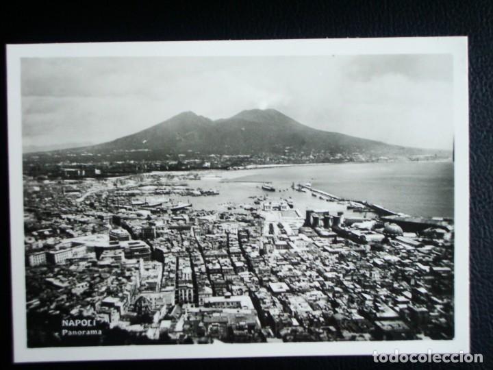 Fotografía antigua: 1938- NÁPOLES. NAPOLI. 20 FOTOGRAFÍAS ORIGINALES. - Foto 14 - 137206510