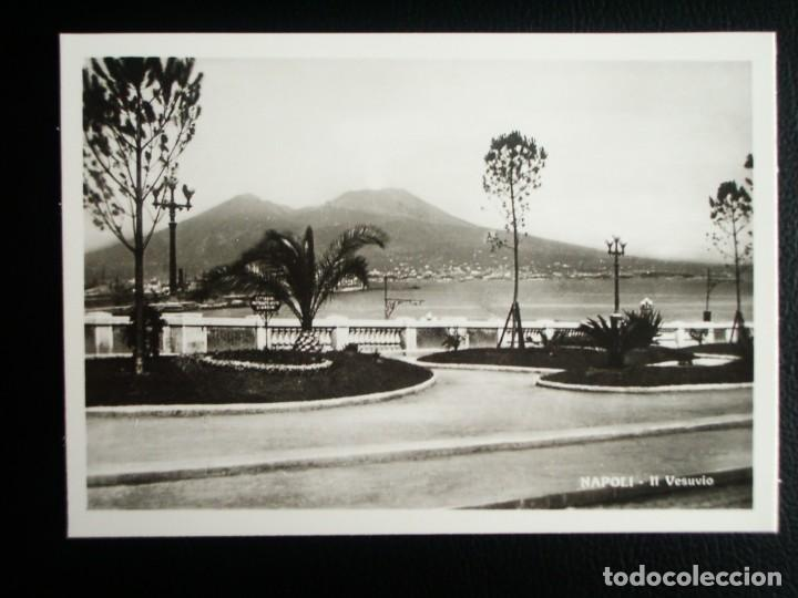 Fotografía antigua: 1938- NÁPOLES. NAPOLI. 20 FOTOGRAFÍAS ORIGINALES. - Foto 17 - 137206510