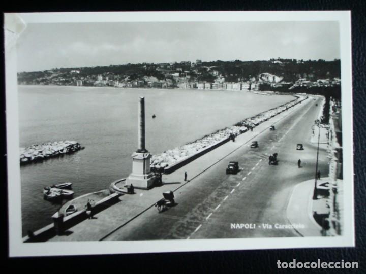 Fotografía antigua: 1938- NÁPOLES. NAPOLI. 20 FOTOGRAFÍAS ORIGINALES. - Foto 19 - 137206510