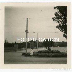 Fotografía antigua: FOTO ORIGINAL ZARAGOZA AÑO 1950. Lote 137517854