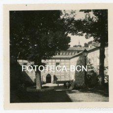 Fotografía antigua: FOTO ORIGINAL MONASTERIO DE PIEDRA AÑO 1950. Lote 137519894