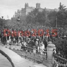 Fotografía antigua: MADRID 1930 - FOTOGRAFIA ANTIGUA - NEGATIVO DE CRISTAL. Lote 138008422
