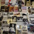 Fotografía antigua: LOTE 100 FOTOS FOTOGRAFÍAS ANTIGUAS. MÁLAGA, GAUCÍN, LA JOYA, MADRID, ADRA, TARRAGONA, 270 GR. Lote 138618494