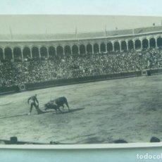 Fotografía antigua: FOTO DE CORRIDA DE TOROS . PRINCIPIOS DE SIGLO.. Lote 138866898