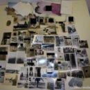 Fotografía antigua: LOTE 100 FOTOS FOTOGRAFÍAS ANTIGUAS. SEVILLA, RONDA, LINARES, DEYA, GRANADA, TORREMOLINOS. 240 GR. Lote 139167518