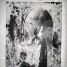 Fotografía antigua - SEVILLA ANTIGUO CLICHÉ DEL NIÑO JESÚS EN LAS PAJAS NEGATIVO EN CRISTAL - 139881914