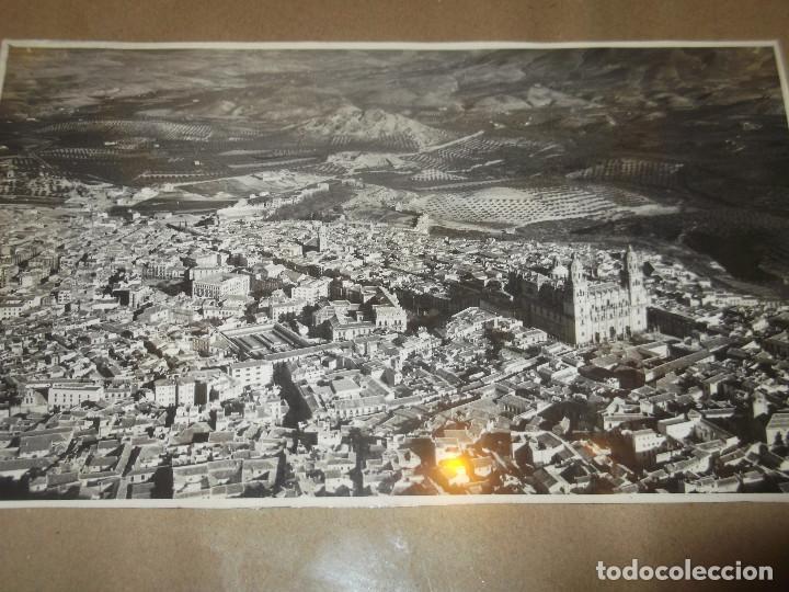 Fotografía antigua: Antigua fotografía Jaén. Enmarcada. - Foto 4 - 139910762