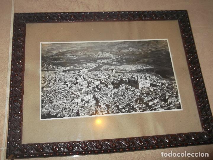 Fotografía antigua: Antigua fotografía Jaén. Enmarcada. - Foto 6 - 139910762