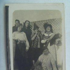 Fotografía antigua: FOTO DE CARNAVAL : MUJERES DISFRAZADAS . AÑOS 40. Lote 140042250