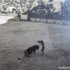 Fotografía antigua: FOTOGRAFÍA PLAZA DE TOROS ALGECIRAS. 1938. Lote 140546062