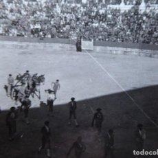 Fotografía antigua: FOTOGRAFÍA PLAZA DE TOROS ALGECIRAS. 1938. Lote 140546178