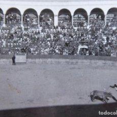 Fotografía antigua: FOTOGRAFÍA PLAZA DE TOROS ALGECIRAS. 1938. Lote 140546218
