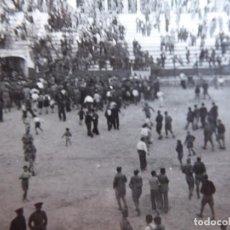 Fotografía antigua: FOTOGRAFÍA PLAZA DE TOROS ALGECIRAS. 1938. Lote 140546282