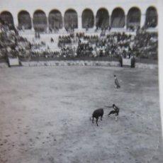 Fotografía antigua: FOTOGRAFÍA PLAZA DE TOROS ALGECIRAS. 1938. Lote 140546438