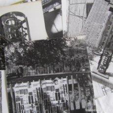 Fotografía antigua: 25 FOTOGRAFÍAS EXPOSICIÓN DE ANGEL ORENSANZ EN HOLLAN PARK LONDRES 1973. Lote 140725410