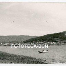 Fotografía antigua - FOTO ORIGINAL MUROS PROVINCIA CORUÑA BARCA PESCADORES AÑOS 60 - 142652518